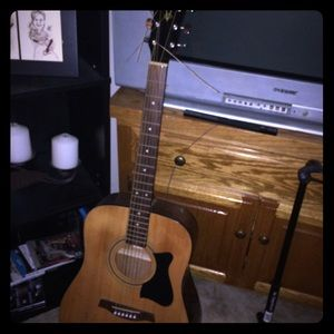 Ibanez acoustic guitar for sale