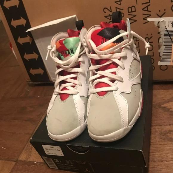 Jordan Shoes   Air Jordan Retro 7 Hare