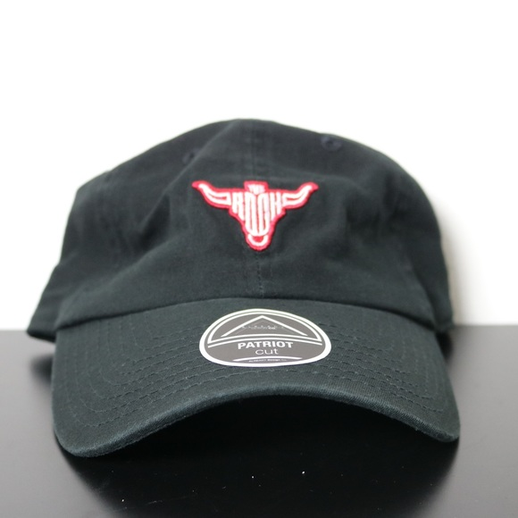 New WWE The Rock Dad Hat WWF a822d81164b