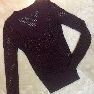 LIKE NEW Express Knit Top