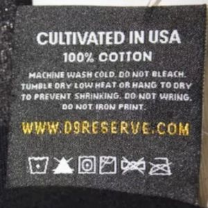 D9 Reserve Shirts - D9 RESERVE COTTON 3/4 SLEEVE ANIMAL SIZE LARGE