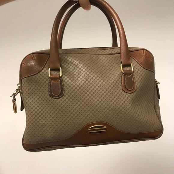 89ee31d1ad8 Gucci Handbags - Paolo gucci bag