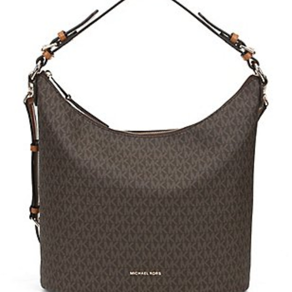 49914a97c219 Michael Kors Bags | Signature Lupita Large Hobo Bag Nwt | Poshmark
