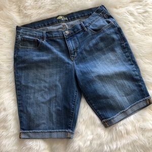 Old Navy Shorts - Old Navy • Denim Bermuda Shorts