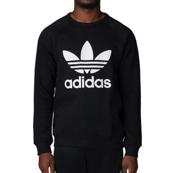 **Last one** NWT Adidas crewneck Men Size