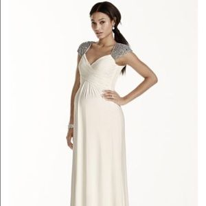 Maternity Cocktail Dresses for Weddings