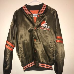 Cleveland Browns Chalkline Jacket