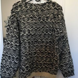 Isabel Marant x H&M Chunky Knit Sweater Never Worn