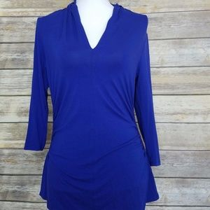 Vince Camuto Long Sleeve Blouse Size Medium M