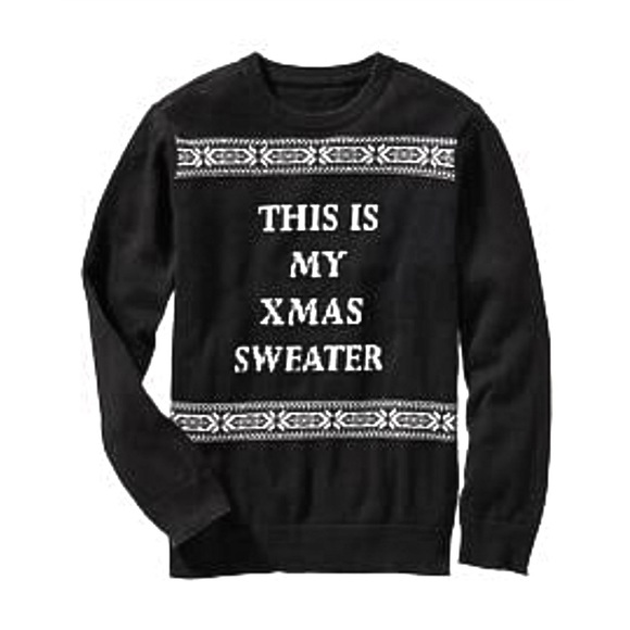 Old Navy Sweaters Funny Holiday Sweater This Is My Christmas