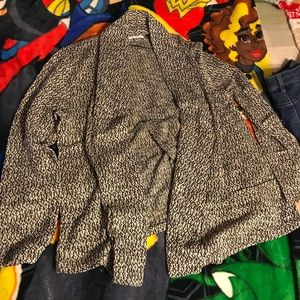 Croft and Barrow sweater cardigan