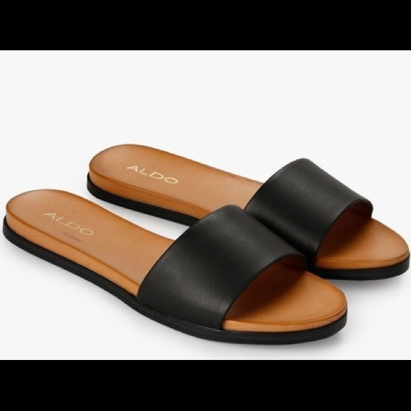 284c5634d3d Aldo Shoes - Aldo Fabrizzia Slides 7.5