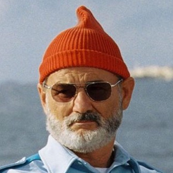 Handmade Life Aquatic with Steve Zissou Hat 61990f19842