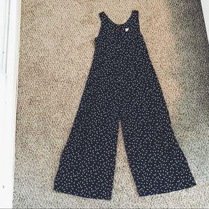 Vintage Sleeveless Jumpsuit