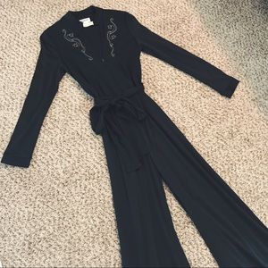 Vintage Long Sleeve Catsuit