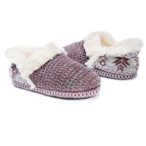 Women's Winter Style Slippers Gift Idea Ankle Warm