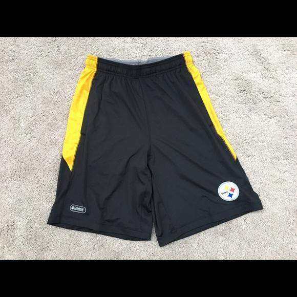 3cdda7f4 Pittsburgh Steelers NFL Combine Performance Shorts NWT