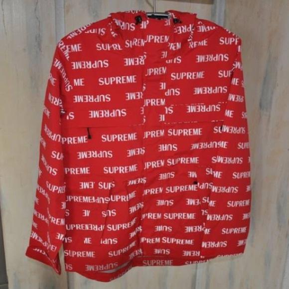 supreme jackets coats 3m reflective repeat jacket poshmark