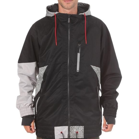 inicial digestión demasiado  Nike Jackets & Coats   Nike Rosewood Snowboard Jacket   Poshmark