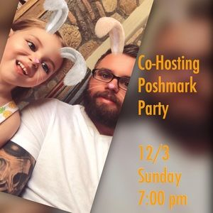 Other - Co-Hosting Poshmark Party 🎉
