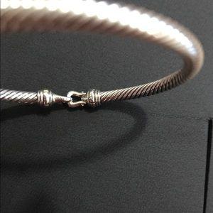 David Yurman Jewelry - David Yurman Buckle Bracelet