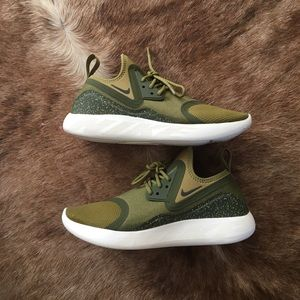 Olive Green Womens Nike Tennis Shoes