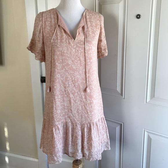 Sanctuary Dresses & Skirts - Sanctuary drop-waist boho shift dress