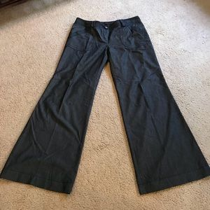 The Limited Chambery Wide-Legged Pants