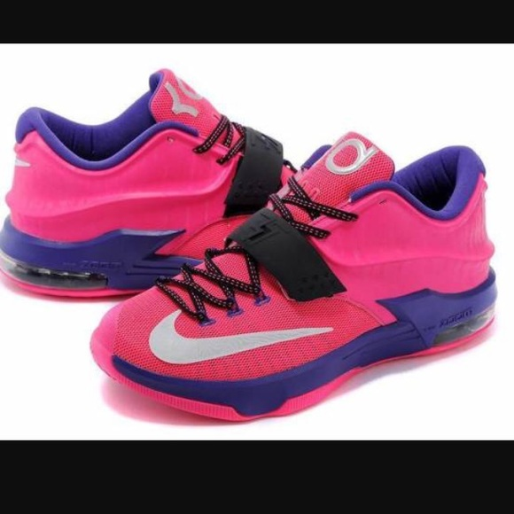 e9a67324 Nike KD VII Girls Basketball Shoes Sz 13.5