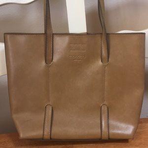 ❤️ Mondani New York leather tote