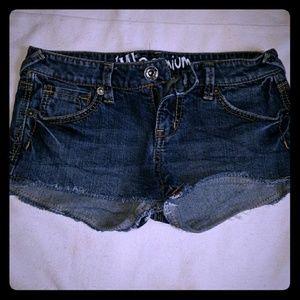 YMI Premium Jean Shorts