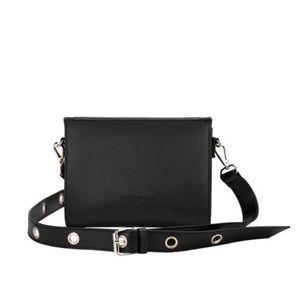 🆕 Melie Bianco Sylvana Black Mini Crossbody
