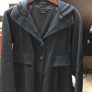 Theory S/P Cotton Coat
