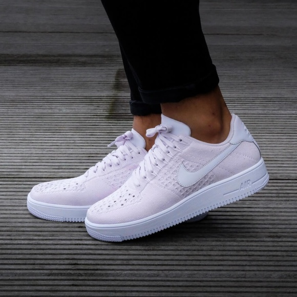 639621c55b978 Nike Shoes | Air Force 1 Ultra Flyknit Low Light Violet | Poshmark