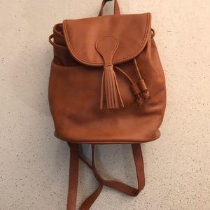 Sole Society Selena Drawstring Backpack
