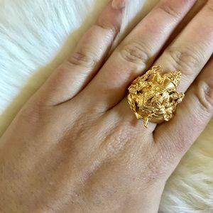 Jewelry - Ganesha Gold Ring