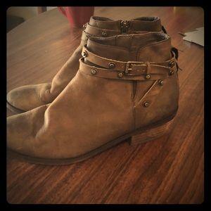 Halogen brand (Nordstrom) size 8 boots.