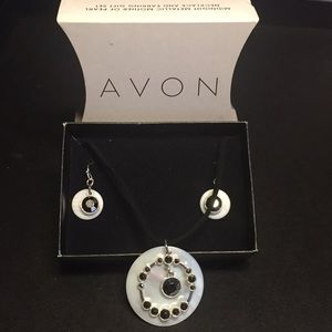 Jewelry - Necklace and earrings set Avon