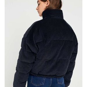 Cropped puffer