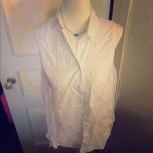 White adorable top