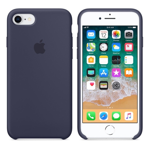 iphone 8 case navy blue