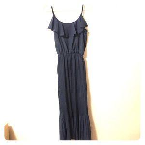 Dresses & Skirts - Chiffon pleated midi Dress