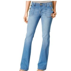 Kut from the Kloth Jane Super Flare Lightwash Jean