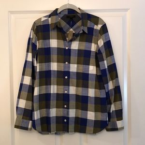 NWT J.Crew button down