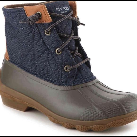Sperry Top-Sider Syren Gulf Duck Boots
