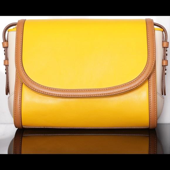 11f75e3f1709 Yellow Italian Luxury Handbag Boutique