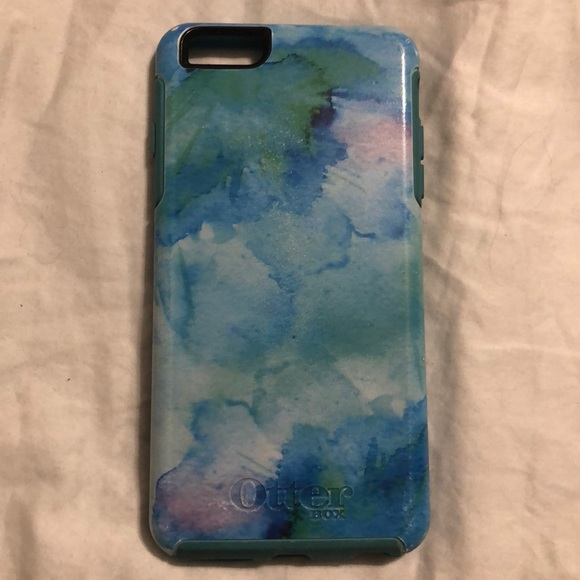 new style 84a91 a3884 Otter box symmetry tie dye iPhone 6s Plus