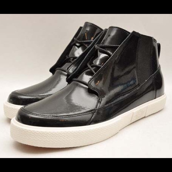 uk availability 3728c c3749 ... official store jordan v.2 grown black patent leather mens 9.5 92a7a  8eed0