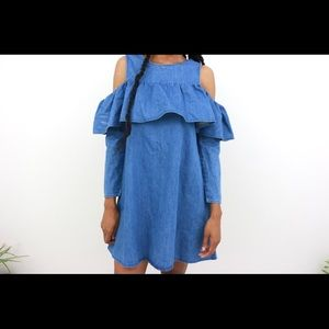Double Damage – Denim Dress