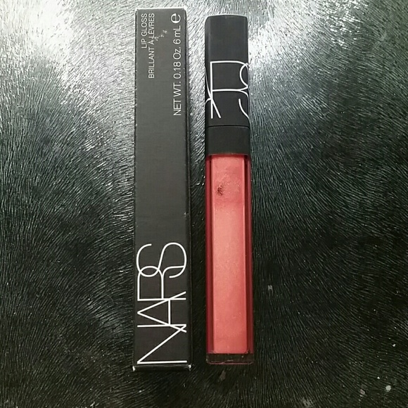 Orgasm Oil-Infused Lip Tint by NARS #12